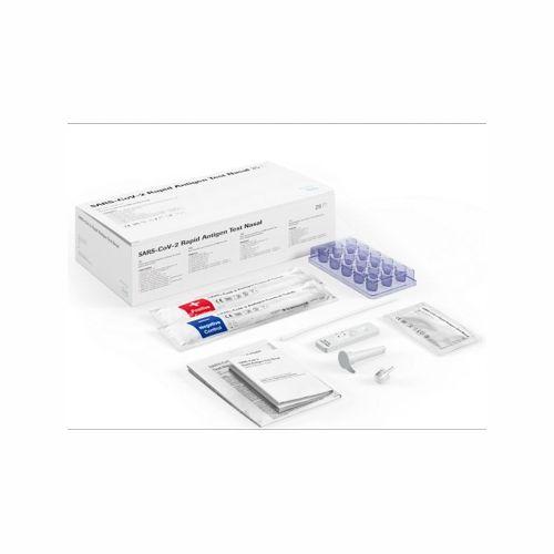 ROCHE SARS-CoV-2 Antigen Schnelltest Nasal 25 Stk. inkl. aller Verbrauchsmaterialien